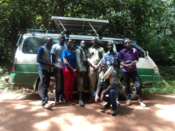 Eco tourism at Budongo Forest