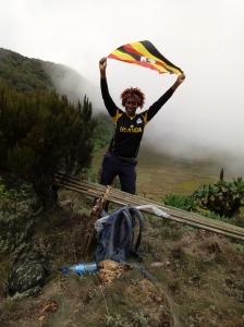Uganda Flag Celebration