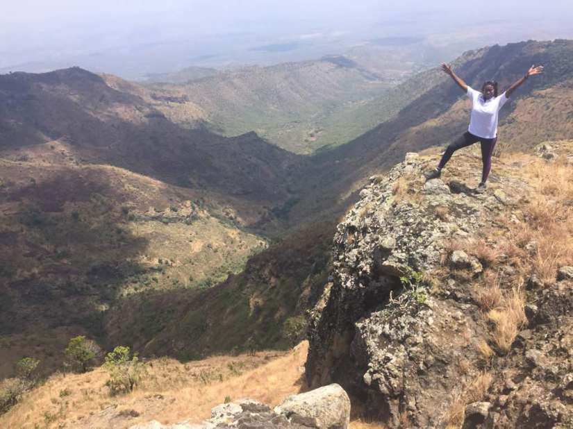 The Picturesqueness of the Irresistible Mount Moroto