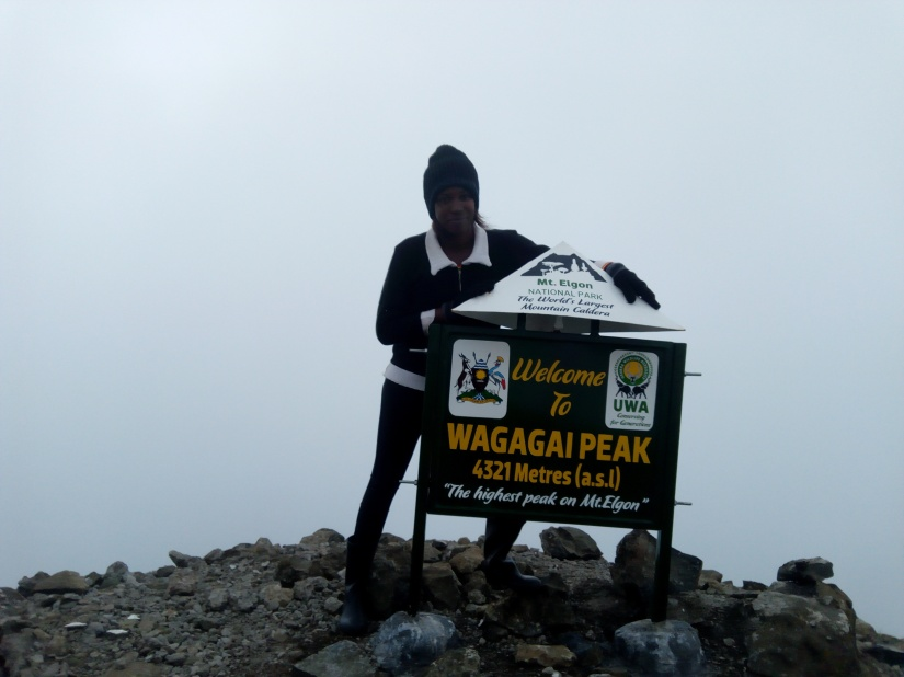 Mount Elgon-The World's Largest Mountain Caldera